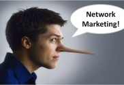 Bugie network marketing