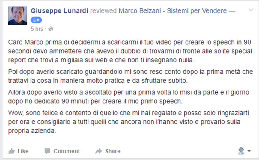 Testimonianza Giuseppe Lunardi