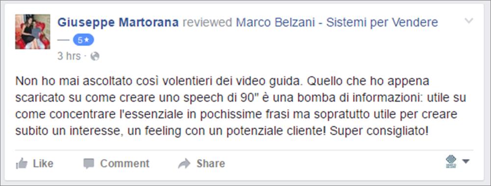 Testimonianza Giuseppe