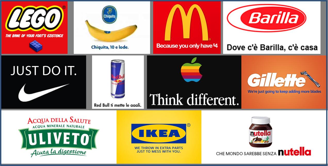 Come scrivere uno Slogan per la tua azienda, che funzioni e ti faccia vendere di più.