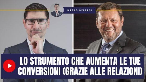 [VIDEO INTERVISTA] L'importanza DELLA RELAZIONE NEL MARKETING – Paolo Mariola.