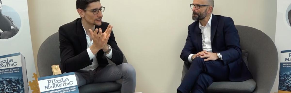 [VIDEO INTERVISTA] Marco Belzani intervista il LEADER nella CONSULENZA MARKETING nel settore dell'estetica: Lele Canavero.