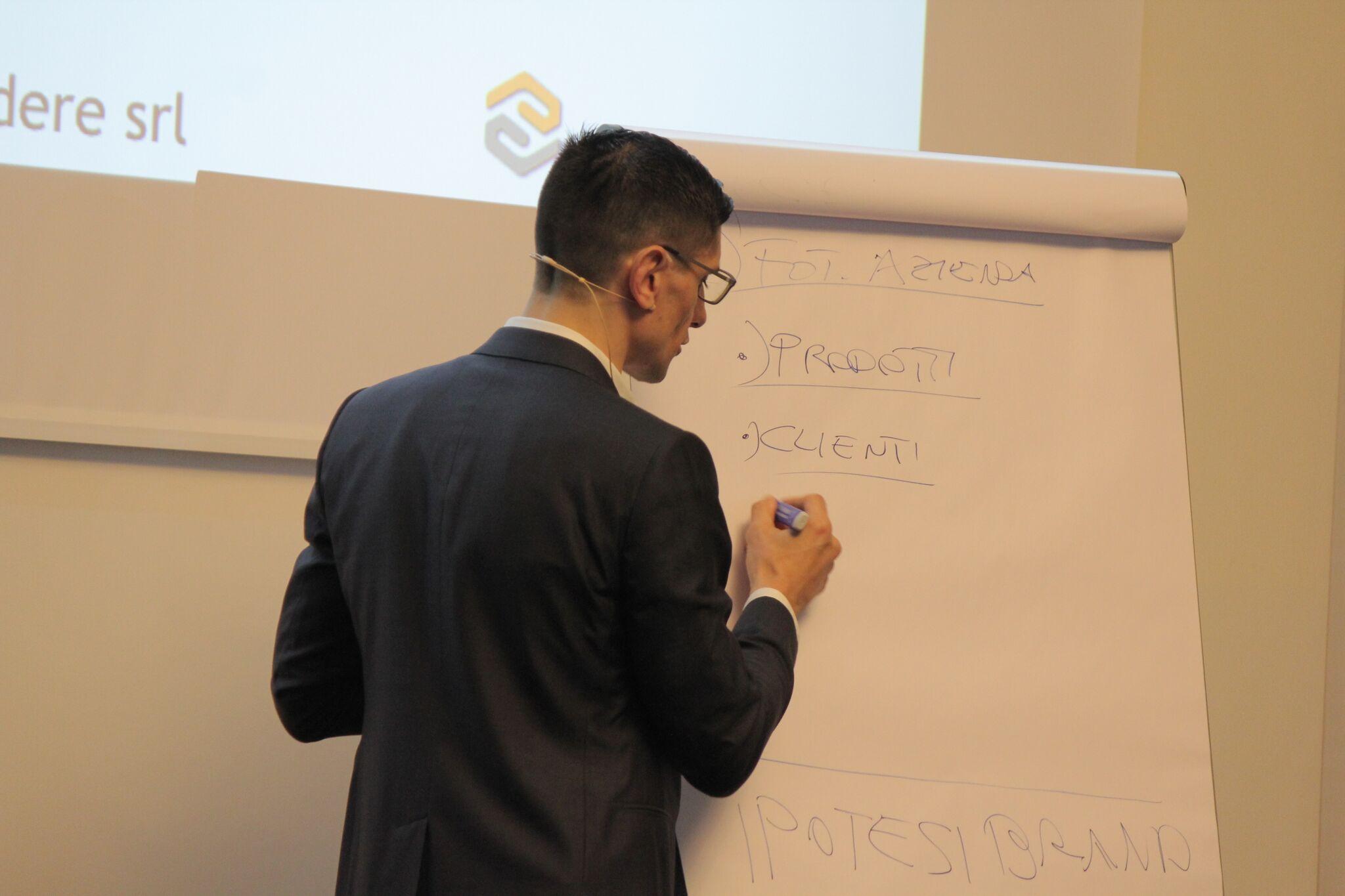 Come si crea una business plan