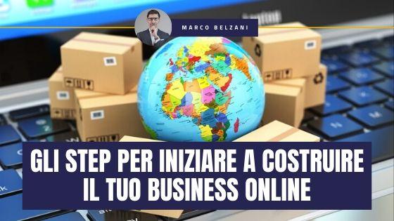 ECCO GLI STEP CHE DEVI SAPERE PER NON TROVARTI IMPANTANATO E SENZA SOLDI con il tuo e-commerce.